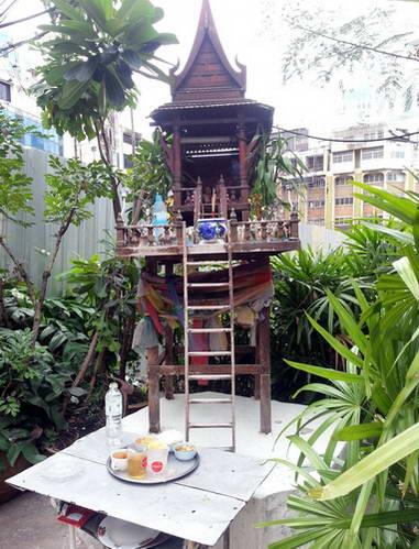 תאילנד, בתי רוחות