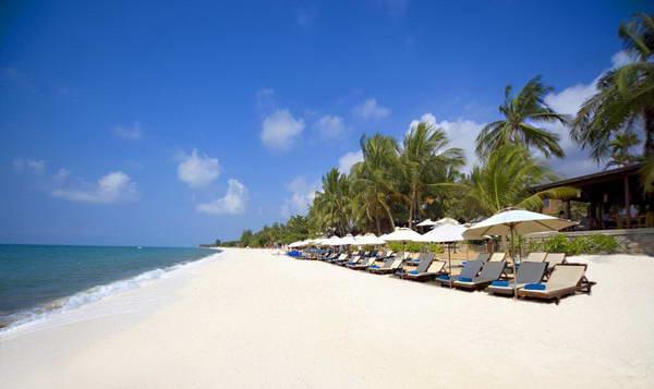 קוסמוי, חוף למאי