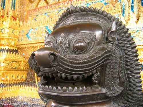 מקדש אמרלד בודהה