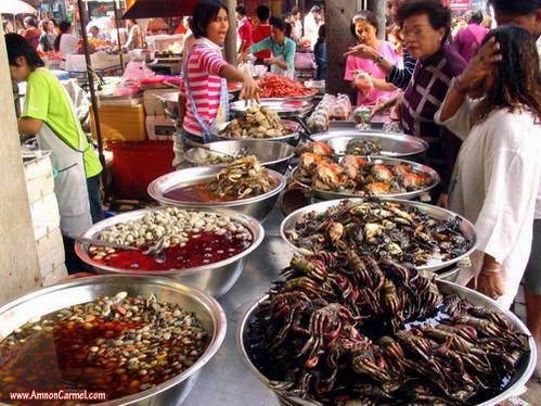 מאכלי ים, בנגקוק