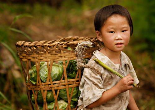 ילד תאילנדי