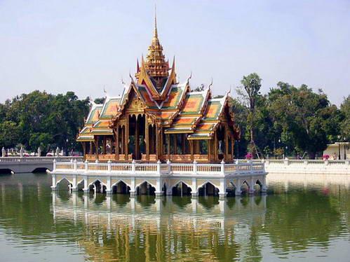 ארמון הקיץ בתאילנד
