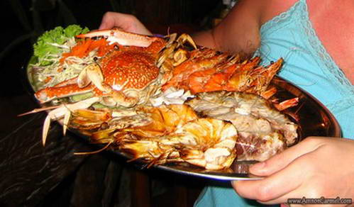 Sea Food Grill - After