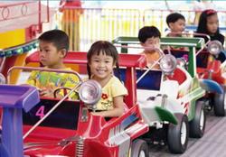 Dream World, אטרקציות לילדים בבנגקוק
