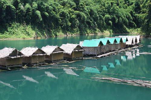 תאילנד, שמורת הטבע קאו סוק
