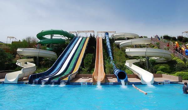 פארק מים, מארמאריס, טורקיה