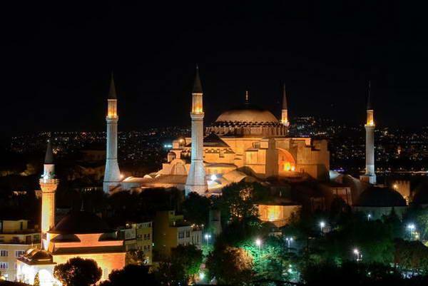 אגיה סופיה, איסטנבול