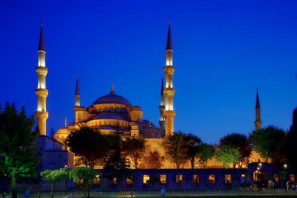 המסגד הכחול, איסטנבול
