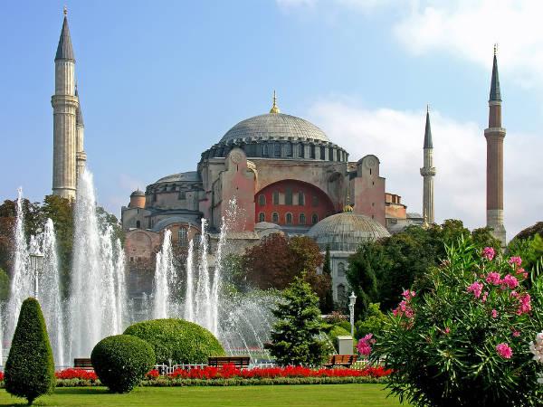 אתרי חובה באיסטנבול