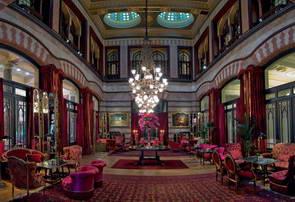 המלון של אגתה קריסטי, איסטנבול
