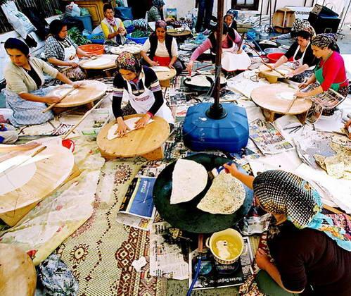 תעשיית הגוזלמה, טורקיה