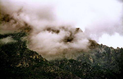 ממרומיי הר האולימפוס, טורקיה