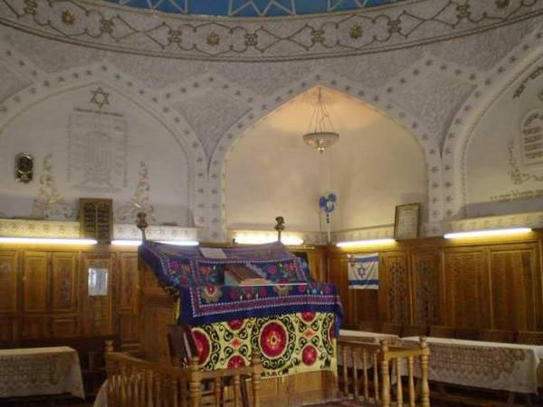 בית הכנסת בסמרקנד