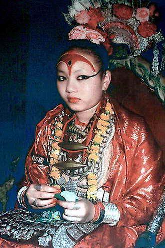 האלה החיה בנפאל, קומארי